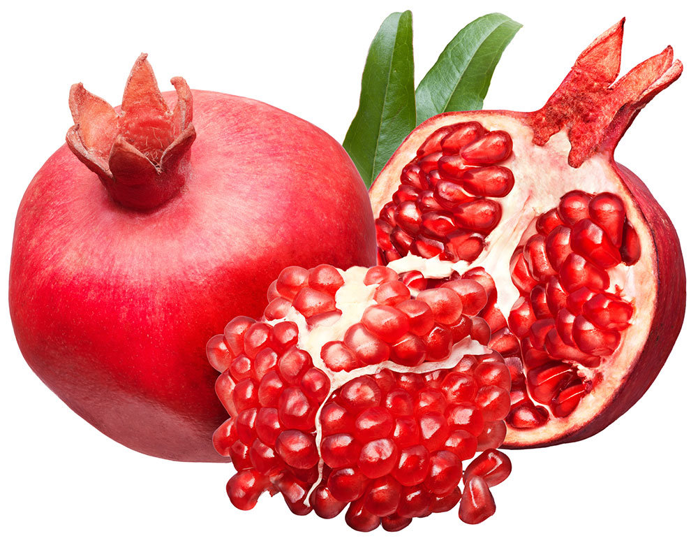 Pomegranate Seed Oil Rich in Puninic Acid for Supplement