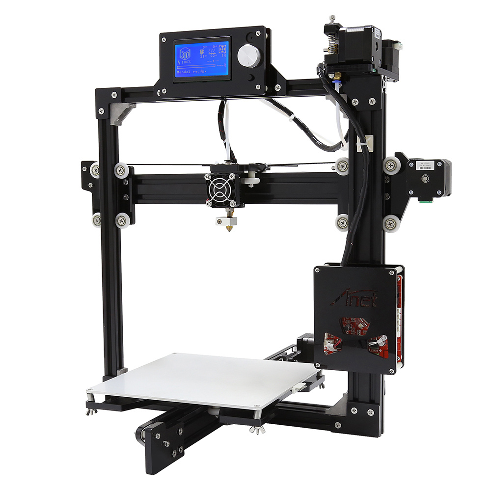 Anet Super Helper OEM Digital Desktop 3D Printer Laser Engraving 3D Printer pictures & photos