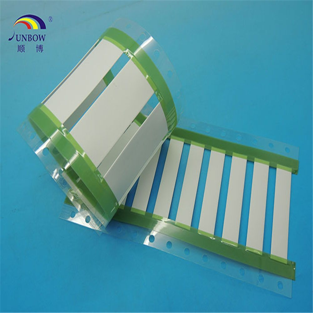 China Oil Resistant Heat Shrink Printable Wire Cable Marker Sleeve ...