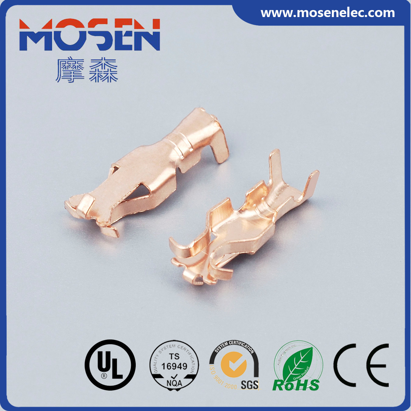 China Lamp Socket Terminal Electrical Connectors Djd028-2 Wire ...