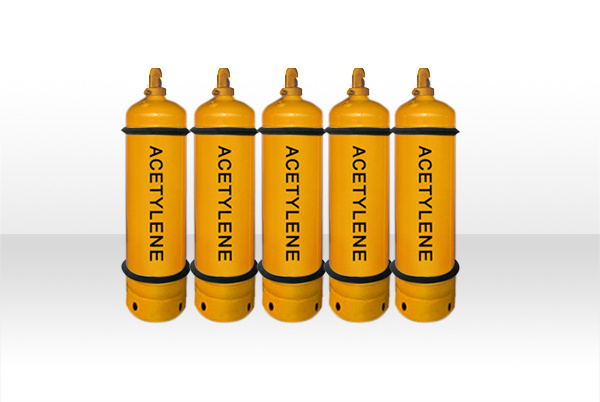 SCG Dissolved Acetylene Gas Cylinder, Rs 1800 /unit