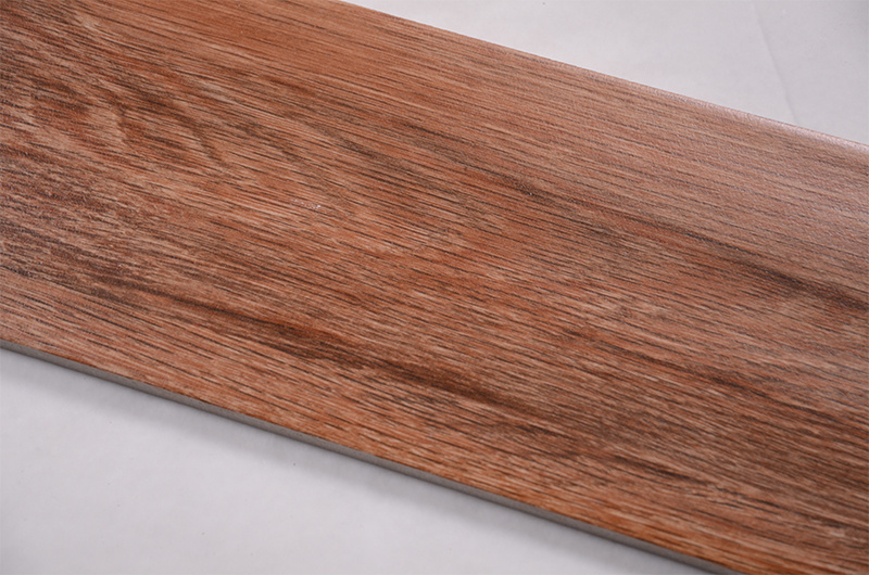 China Wood Design Ceramic Floor Tilecheap 150600mm Wooden