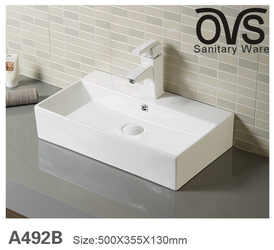 China Trends Best Price Bathroom Cabinet Basin Wash Basin Factory ...