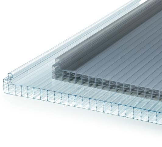 China 100 Makrolon Polycarbonate U Lock System Roofing Sheets With Sgs China U Lock Sheet Roofing Sheet