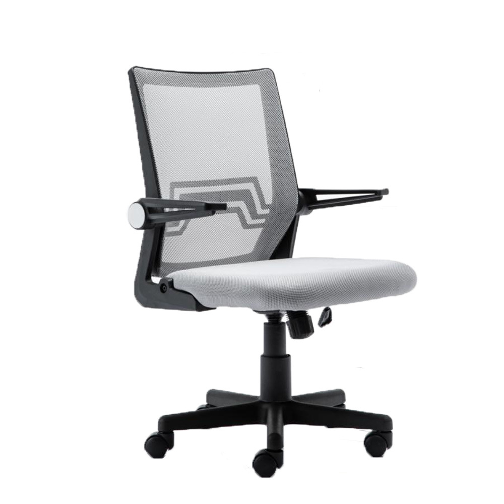 Groovy Hot Item Casablanca Simple Installation Cheap Mesh Swivel Office Desk Mid Back Lumbar Support Desk Chair Caraccident5 Cool Chair Designs And Ideas Caraccident5Info