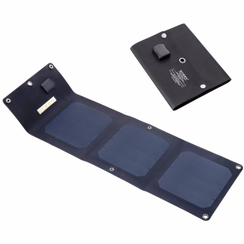Car Battery High-Speed Solar Charger 15V/600mA