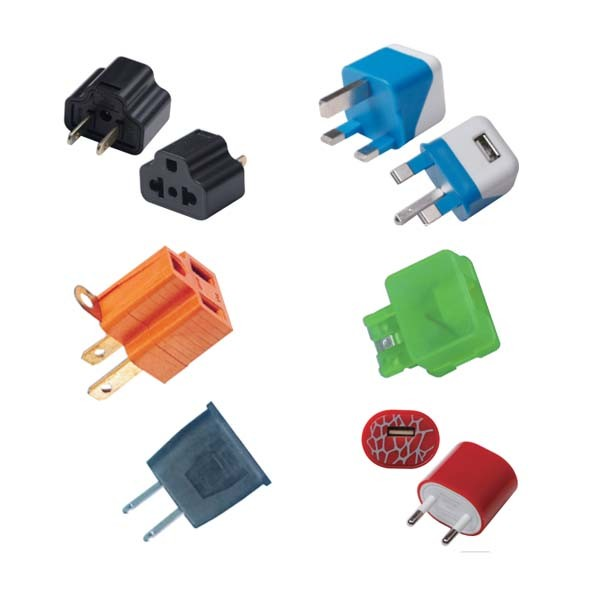 Power Connector/Power Jack/Travel Converter Adaptor/ AC Power Plug pictures & photos