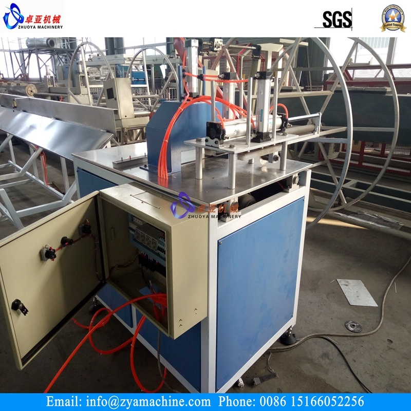 PE/PP Wood Plastic Profile Extruder Machine for Outdoor Decking/Cladding/Fencing/Window/Flooring