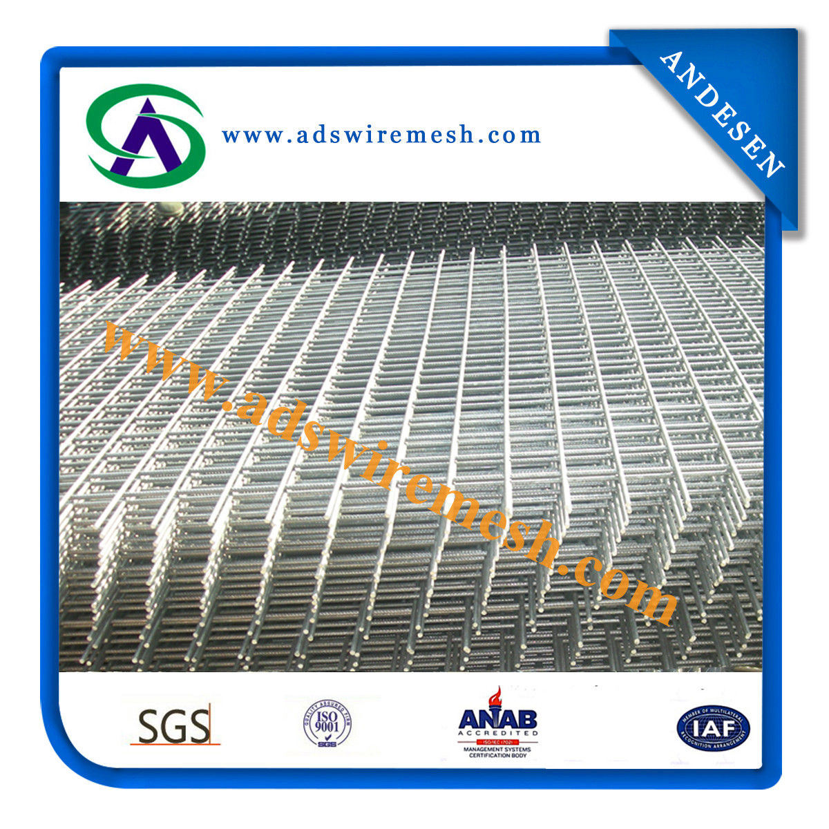 China 4X4 Galvanized Welded Wire Mesh& Buildings Fencing Mesh ...