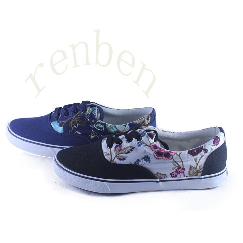 China Shoe and Canvas Shoe