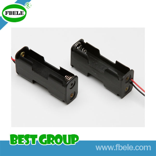 China Black Plastic Car Battery Holder With Wire China Battery