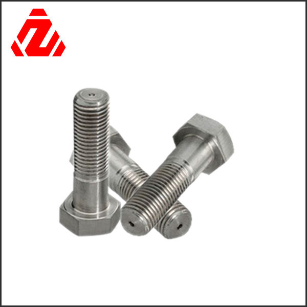 Custom Stainless Steel Hex Bolt pictures & photos