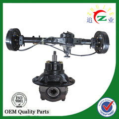 China High Quality Manual Brake Tricycle Driving Alxe for Zongshen