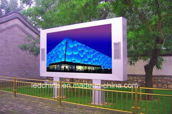 Super Bright Outdoor pH6mm LED Sign for Animation Display