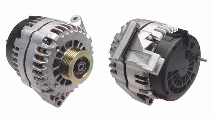 Auto Alternator 8235 1-2198-01DR For BUIK 99-02 year