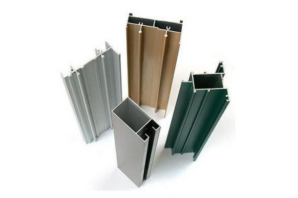 Heat Break Aluminum Profiles Aluminum Thermal Break Profiles pictures & photos