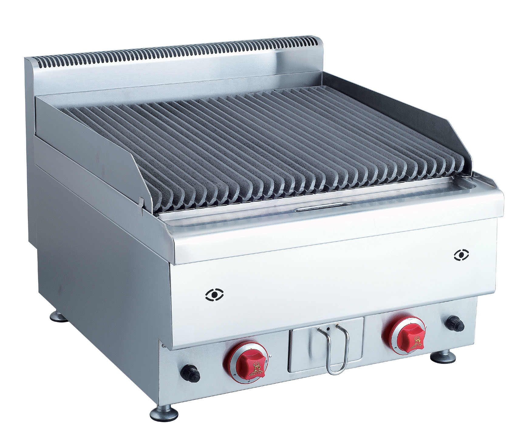 Table Top Gas Lava Rock Grill