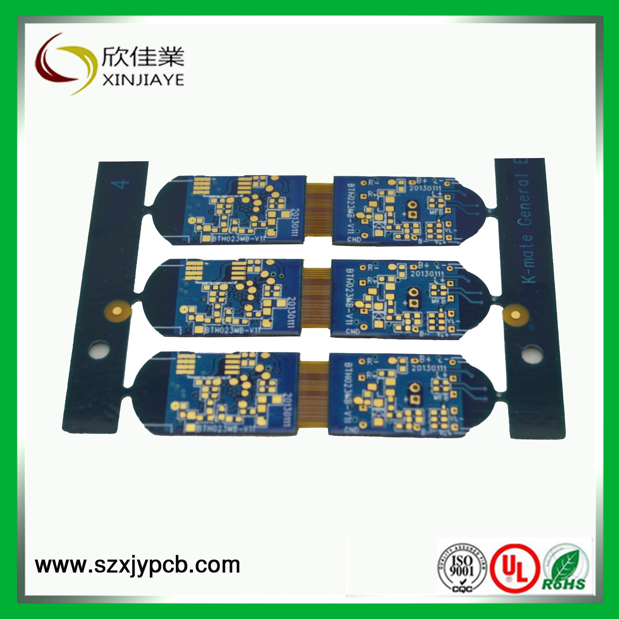 China Induction Heating Pcb Printed Circuit Board Product Name Immersion Gold Double Sided