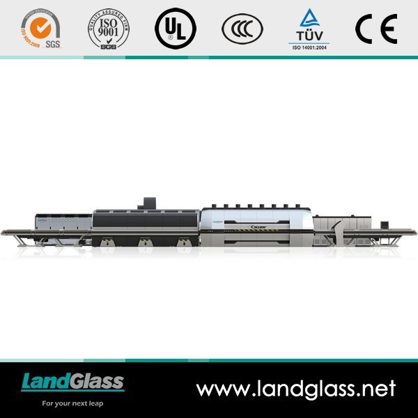 Landglass Glass Tempering Furnace pictures & photos