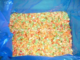 New Crop Frozen Mixed Vegetable