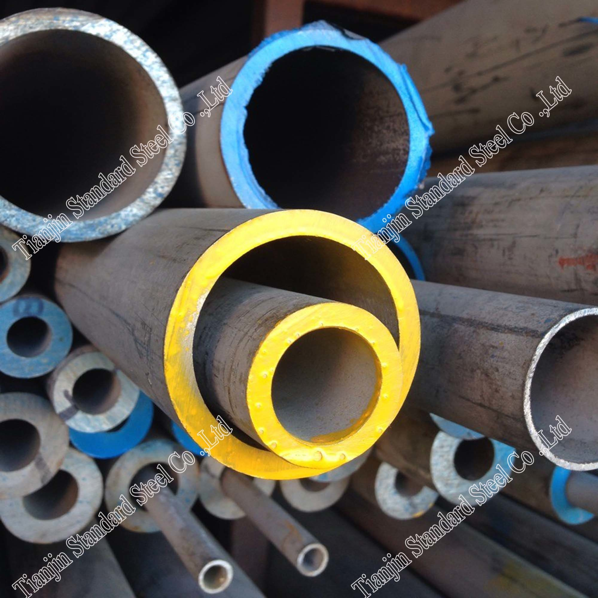 Stainless Steel Seamless Pipe (304H 304 316 316L 321 310) pictures & photos