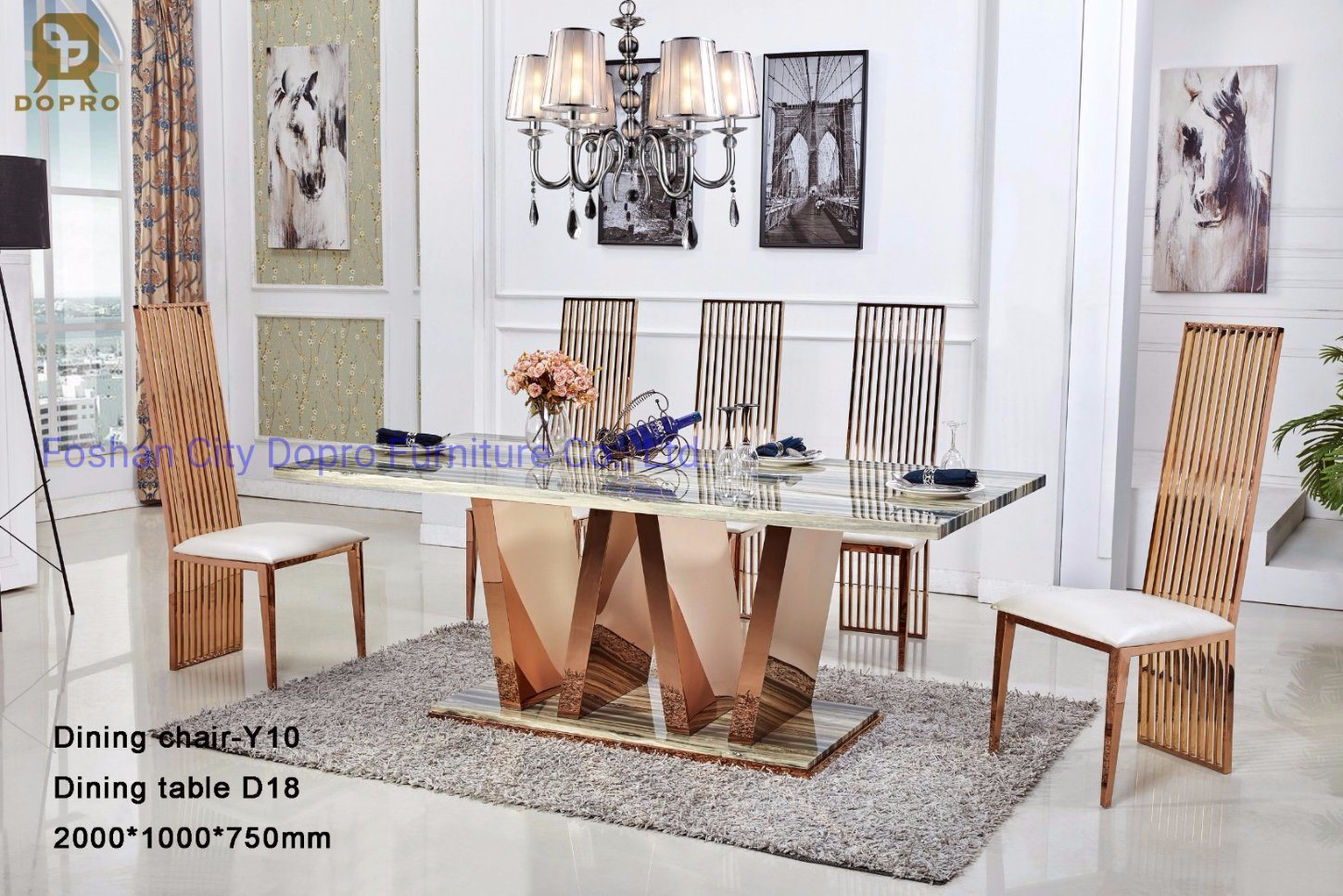 Stainless Steel Chinese Style Antique, Dining Room Sets Under 1000