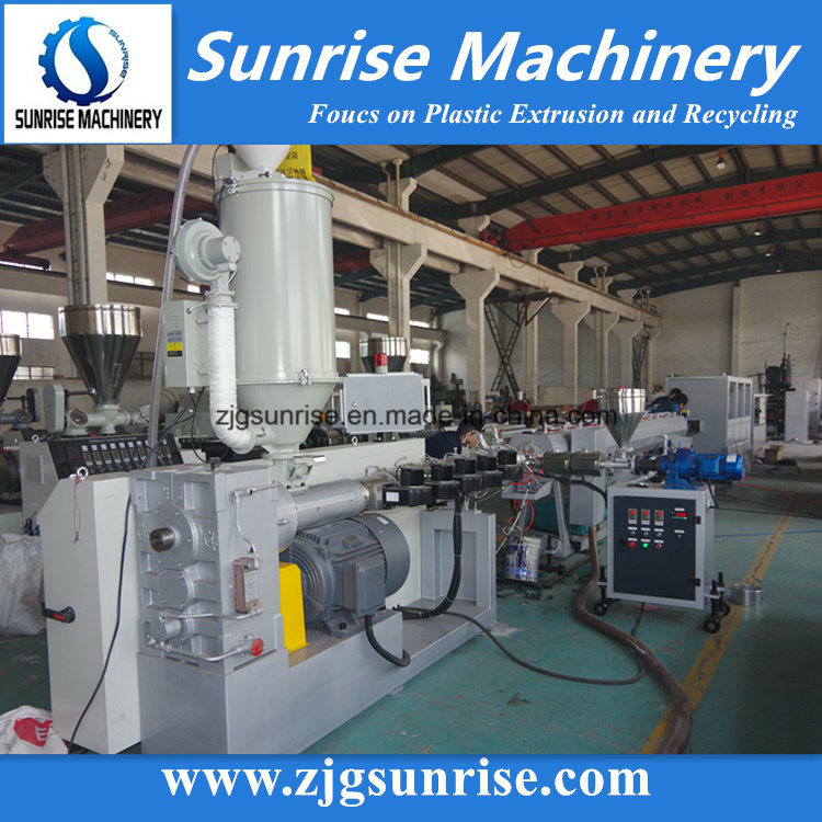 PE HDPE Pipe Extrusion Production Line with Laser Printer pictures & photos