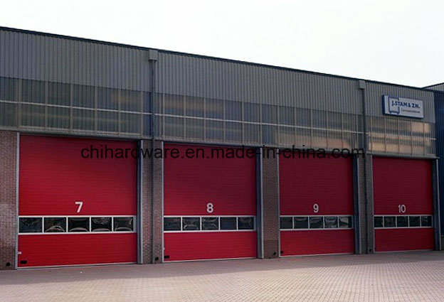 Steel Automatic Garage Door Steel Sectional Garage Door