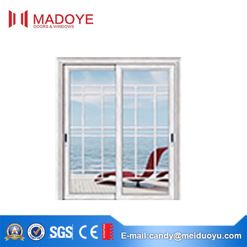 China Aluminum Glass Sliding Door For Bathroom China Door
