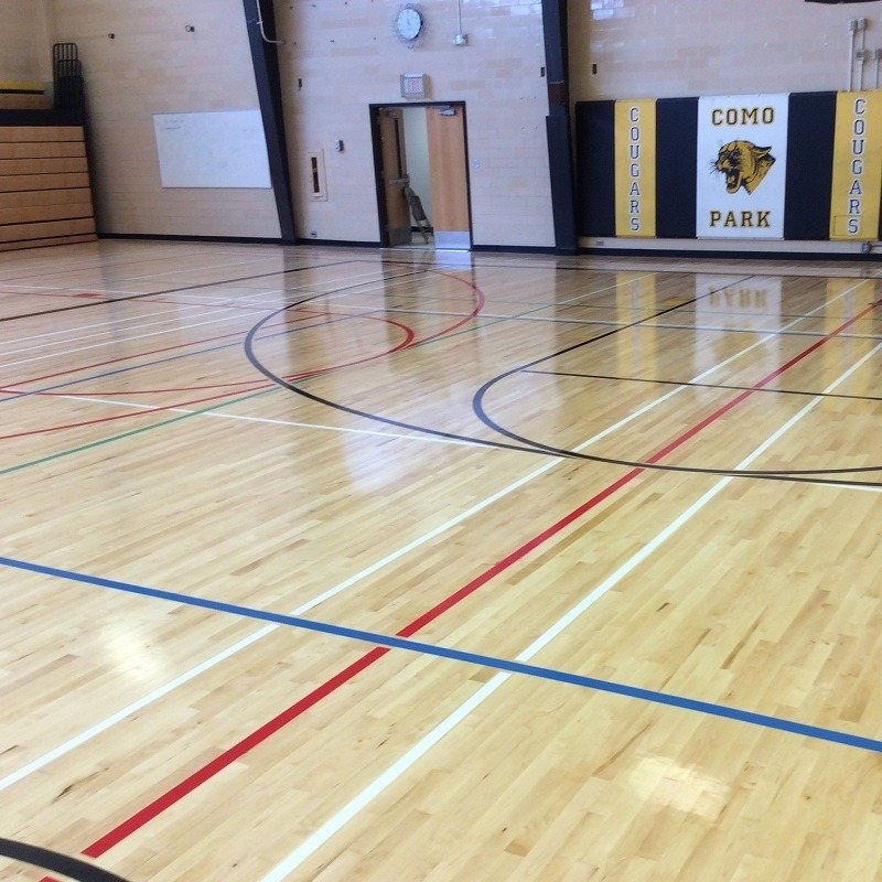 China Basketball Court Laminate, Laminate Basketball Flooring