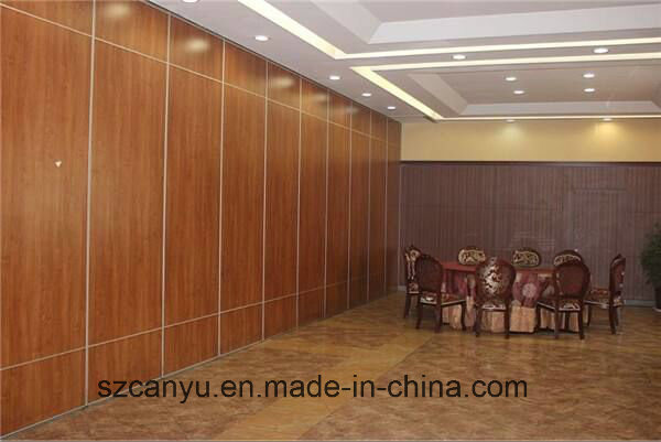 Sound Proof Partition Walls Wooden Folding Partition pictures & photos