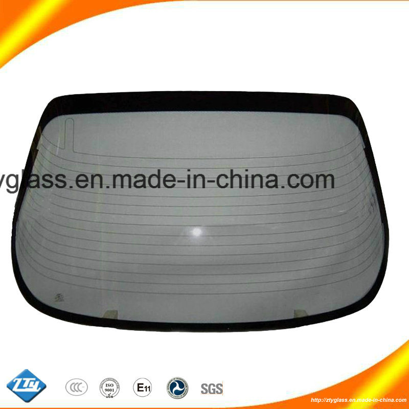 Car Glass Rear Windshield for Toyo Ta Hiace Rh200/Xyg
