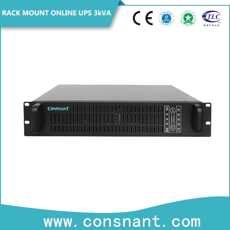 19′ Rack Mount UPS with 1-10kVA