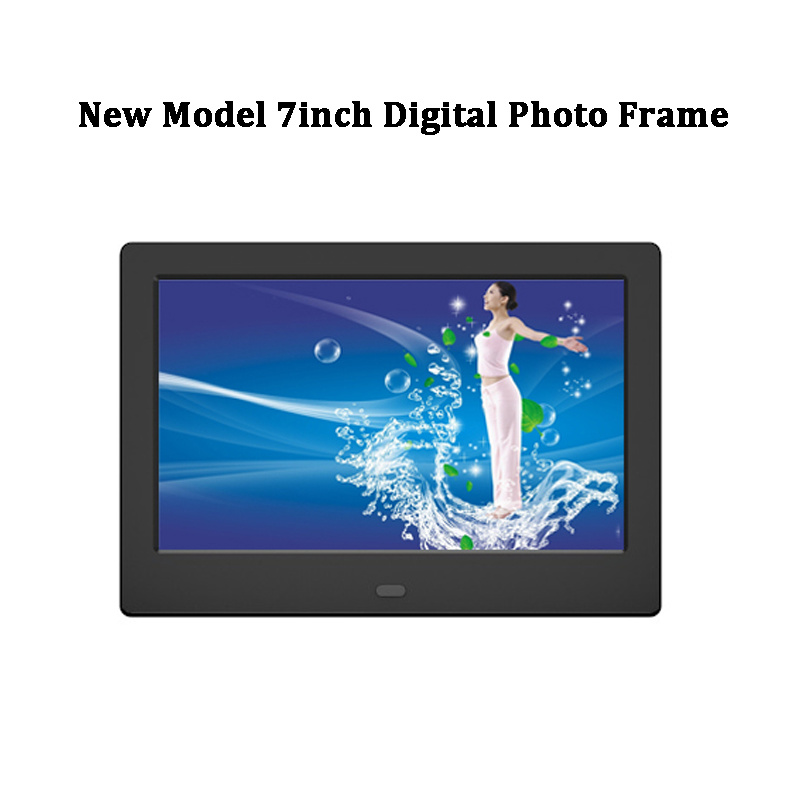 2016new Model 7inch Digital Photo Frame pictures & photos