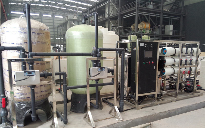 Hot Sale Good Price Industrial Water Treatment Euipment RO System