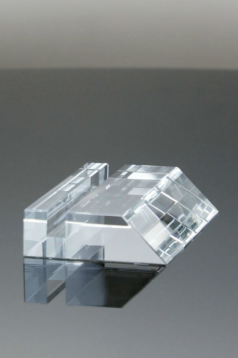 China Crystal Business Card Holder Gifts (#4070) - China ...