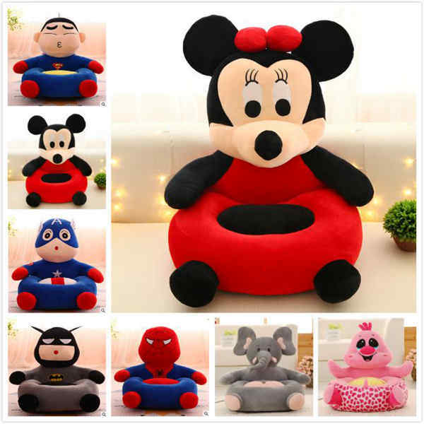 China Sofa Chair Recliners Chairs For Children Custom Plush Animal - Animal-chairs-for-children