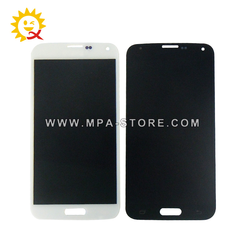 S5 Mobile Phone LCD Display for Samsung