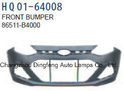 China Auto Car Parts Front Bumper Cover For Hyundai Grand I10