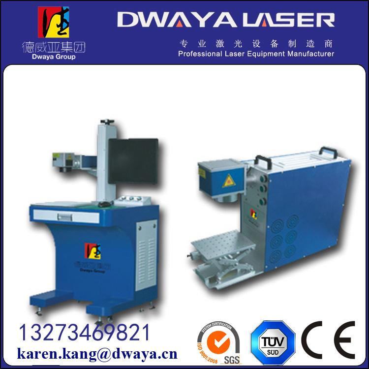 Hot Item Fiber Laser Marking Machine Sell To India