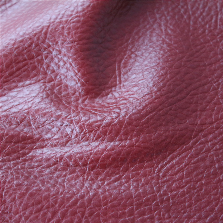 Retro Imitation Semi PU Leather for Sofa, Furniture (778#) pictures & photos