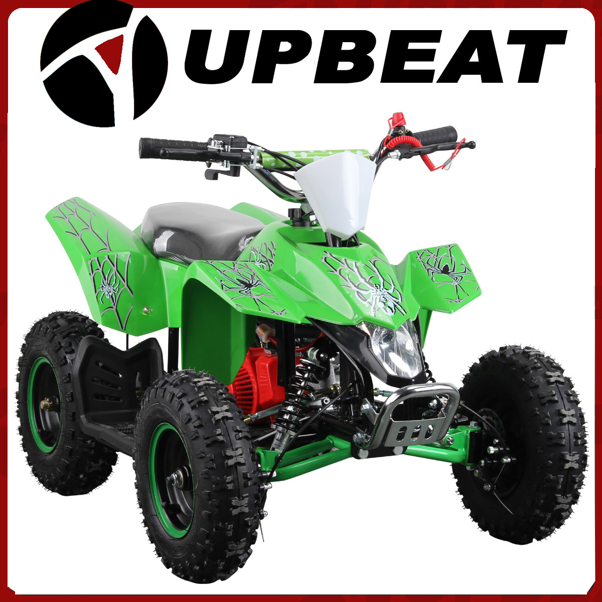 Upbeat Kids 49cc Mini ATV Quad, Cheapest 49cc ATV pictures & photos