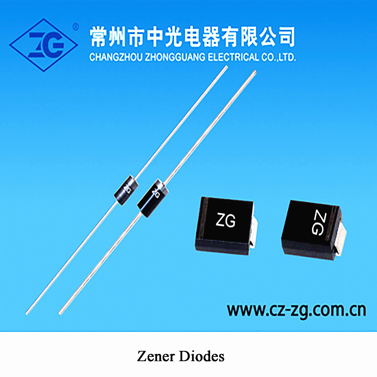 China Zener Diodes Rectifier Diode What Do In A Circuit