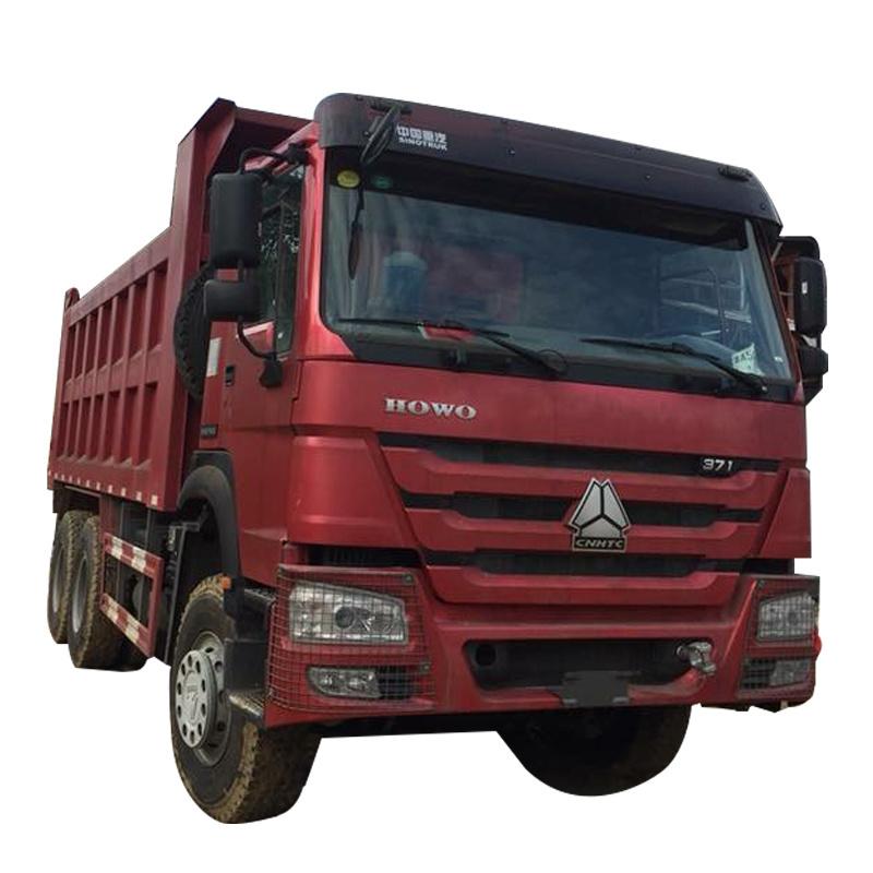 China HOWO Big Heavy Duty Tipper Truck 6X4 336HP Sinotruk