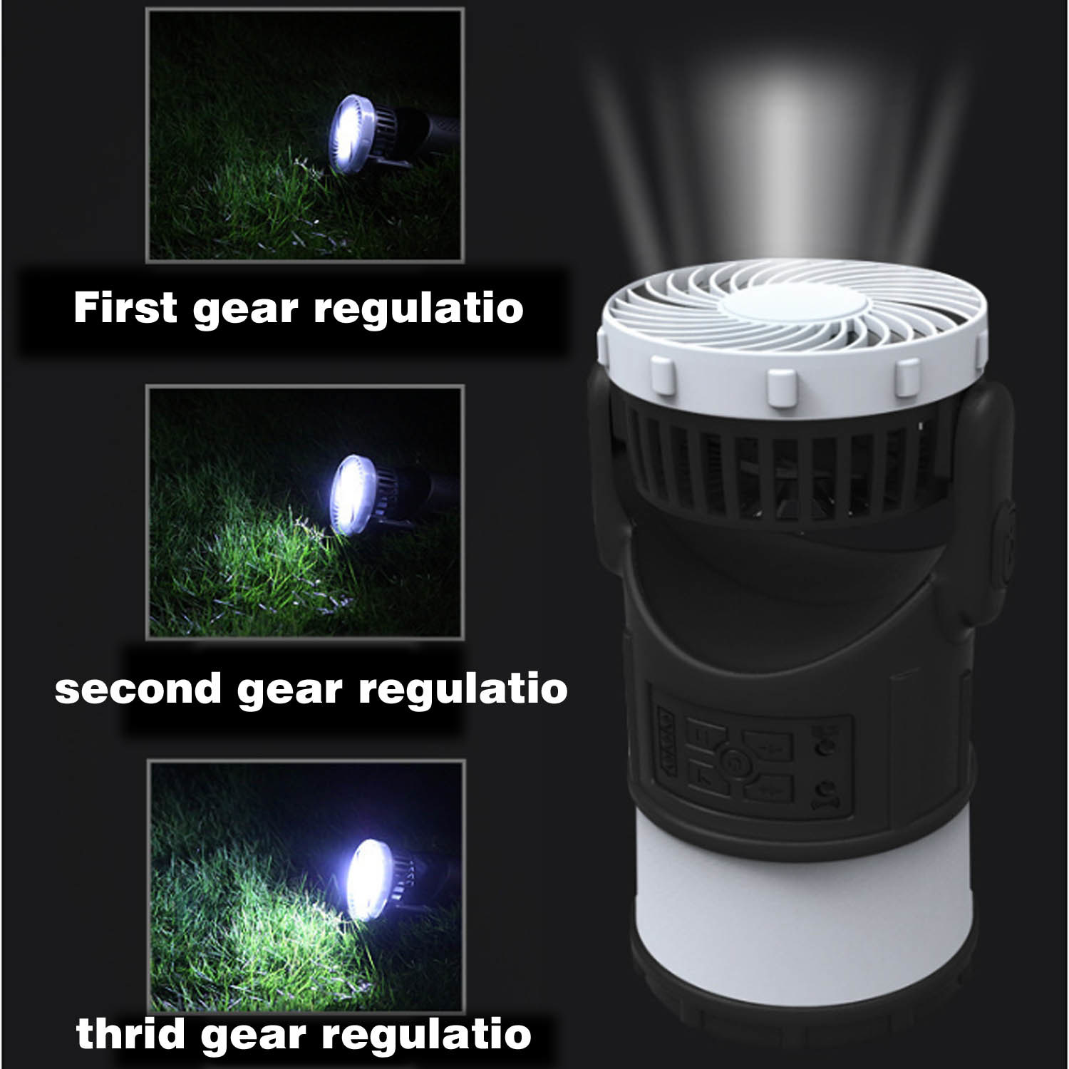 China LED Outdoor Camping Lantern Tent Light Lamp Photos