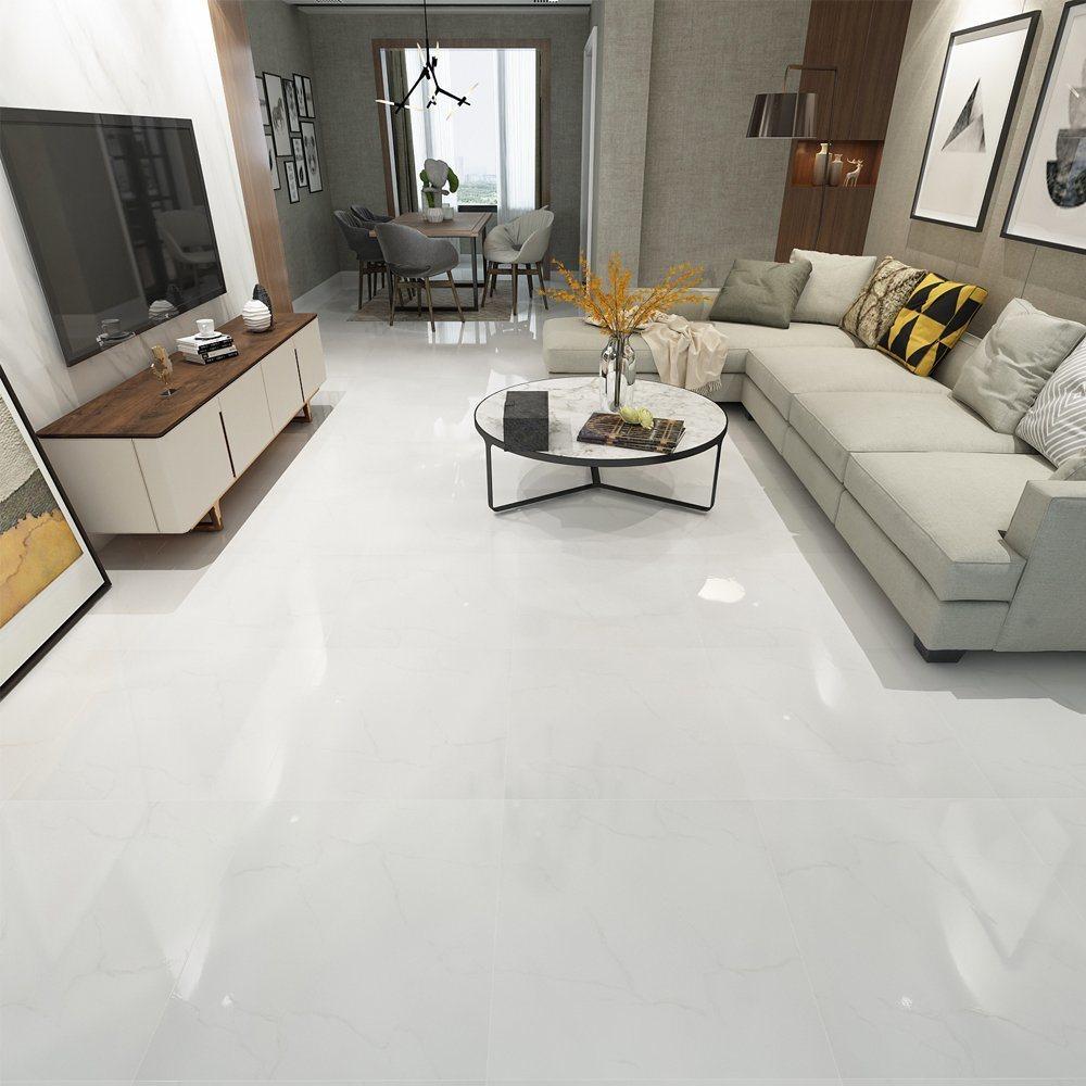 Asia Carrera Marble valencia avalon accent ceramic carrera floor marble tile