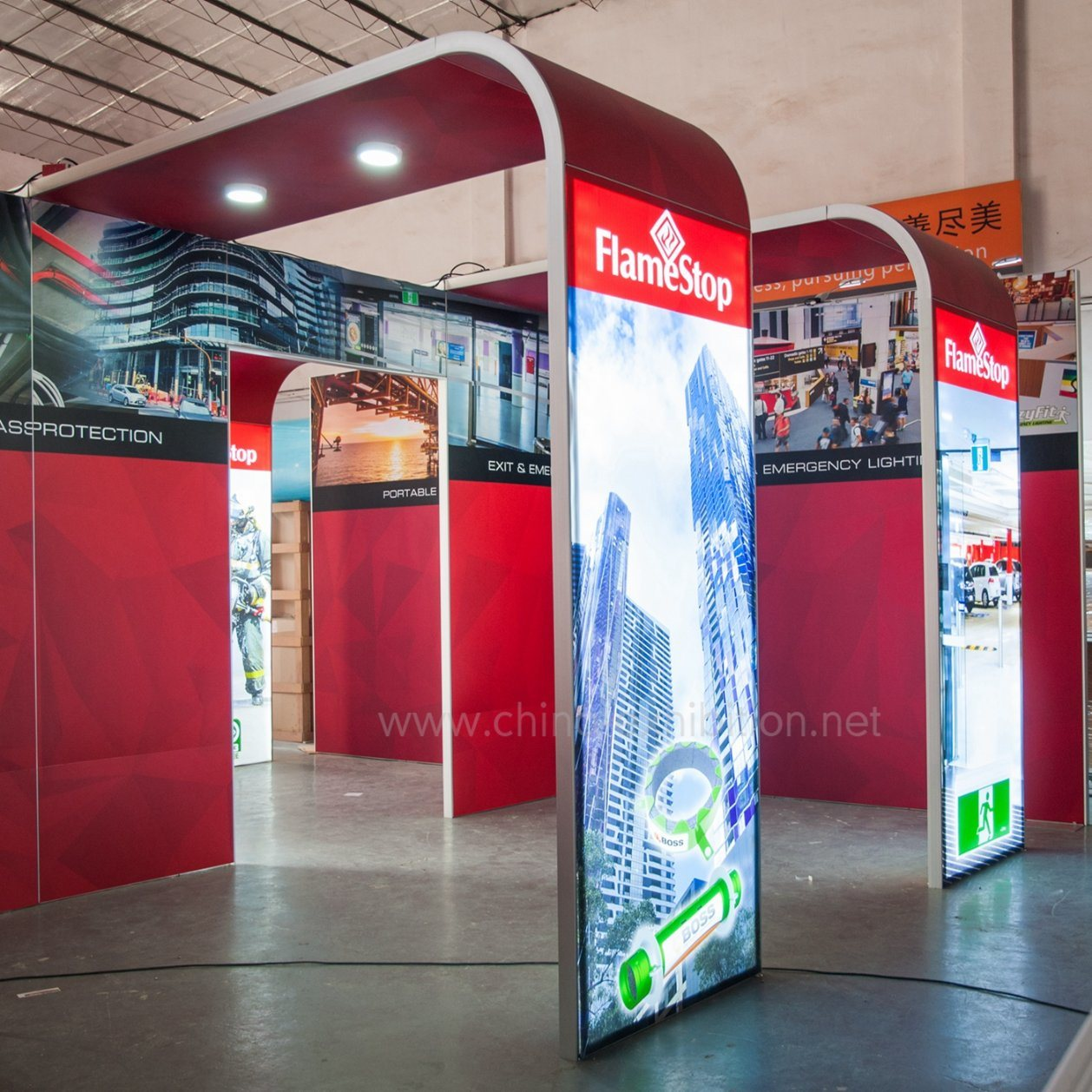 3d Exhibition Stand Design Software Free Download : Display exhibition stand display solutions from t systems