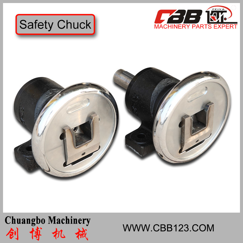 for Shaft Safety Chucks for Machine