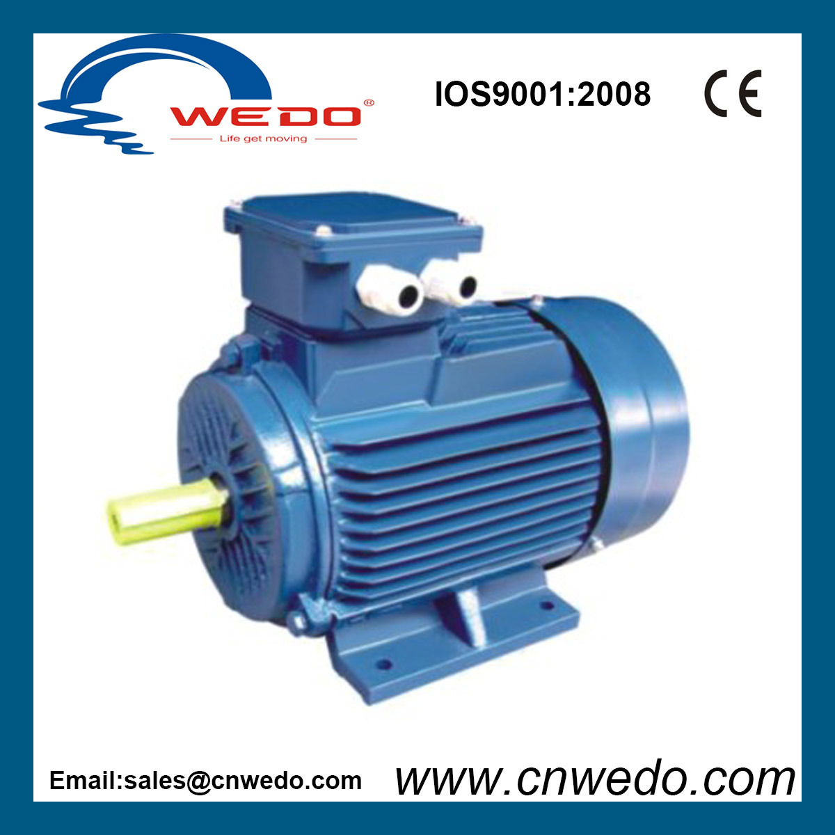 China Y3 Series Three-Phase Asynchronous Induction Electric Motor ...