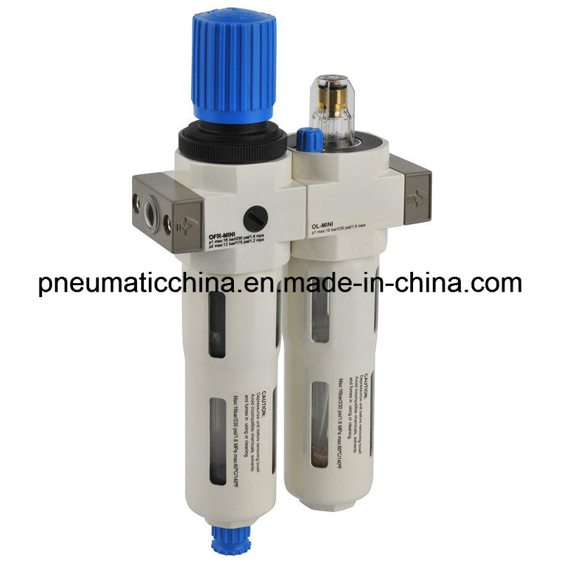 Pneumatic Frl Air Treatment Units Air Filters pictures & photos